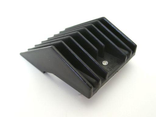 スライヴ電気バリカン5500シリーズ用アタッチメントセット(5mm、9mm、13mm)